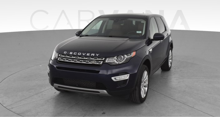 Used Land Rover Discovery Sport For Sale   Carvana