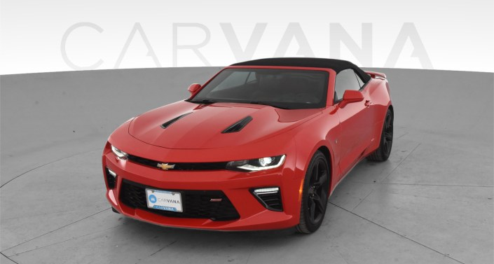 Used Convertible For Sale | Carvana