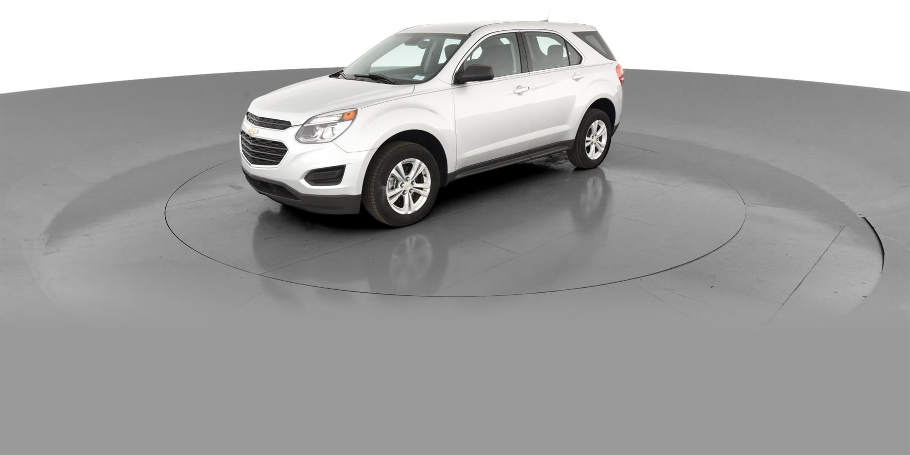 2017 Chevrolet Equinox LS Sport Utility 4D for Sale | Carvana®
