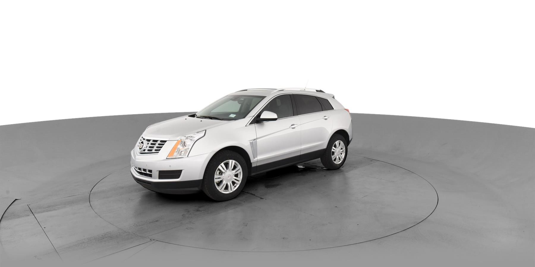 2016 Cadillac SRX Luxury Collection Sport Utility 4D for