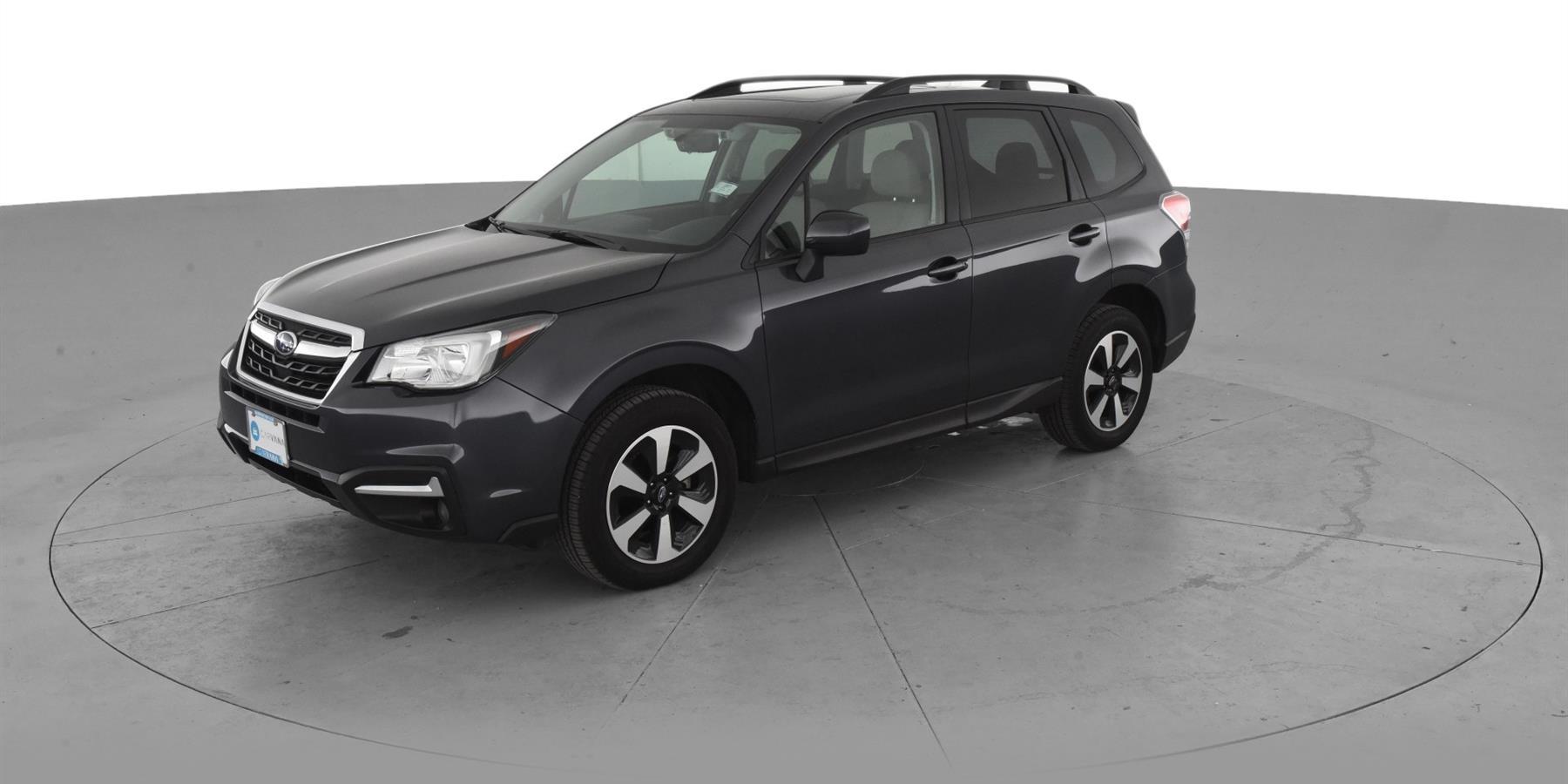 2018 Subaru Forester 2 5i Premium Sport Utility 4D for Sale