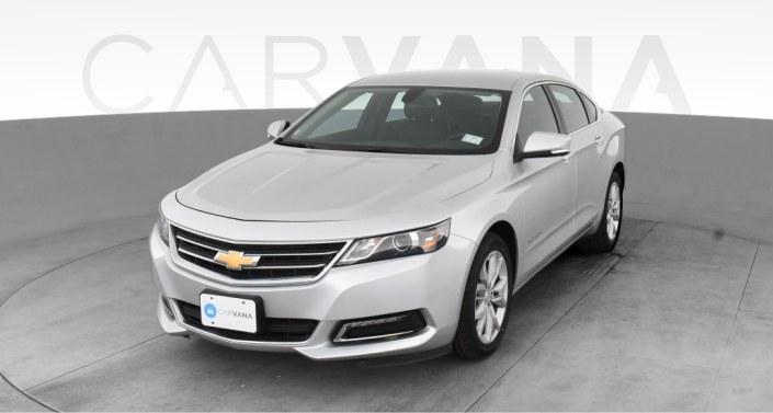Used 2016 2018 Chevrolet Impala For Sale Carvana